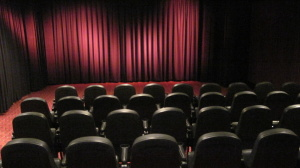 At the Charles Aidikoff Screening Room on Rodeo Drive, filmmakers can screen their works in progress for an invite-only audience in the small, 57-seat theater. The screening room is also rented to show films to members of the Academy and the press.